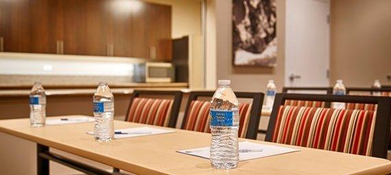 newly opened meeting rooms is equipped to host your small gathering in style